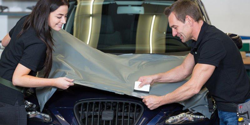 Car wrapping – da ili ne?