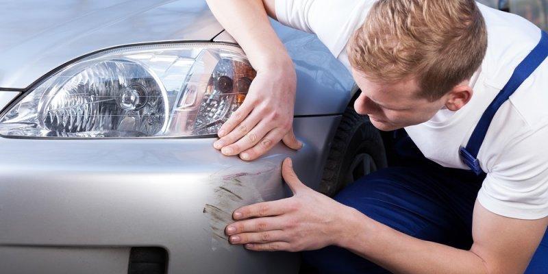 Kako se popravlja karoserija u slučaju malih oštećenja?
