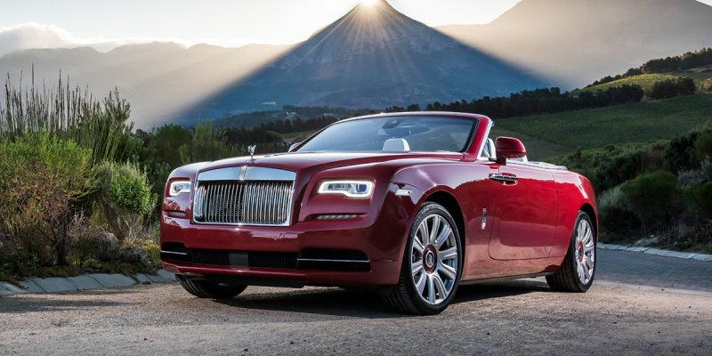 Rolls – Royce – vozila za šejke i sadašnje kraljeve