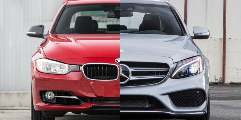 Mercedes-Benz vs. BMW