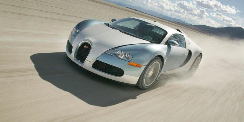 Najava novog Bugatti Veyrona