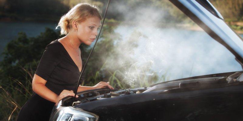 Kako ukrepati, če se pregreva motor avtomobila?
