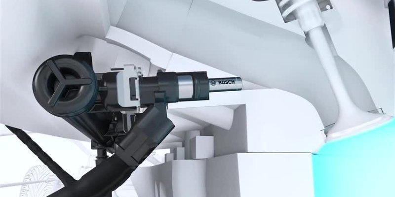 Bosch razvio sistem vodnog paljenja