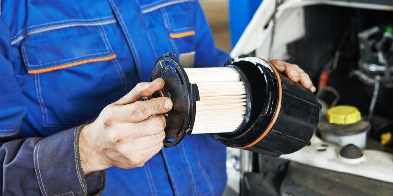 Kdaj je čas za menjavo filtra goriva?