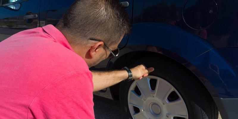 Ali pazite na pravilen zračni tlak v pnevmatikah?