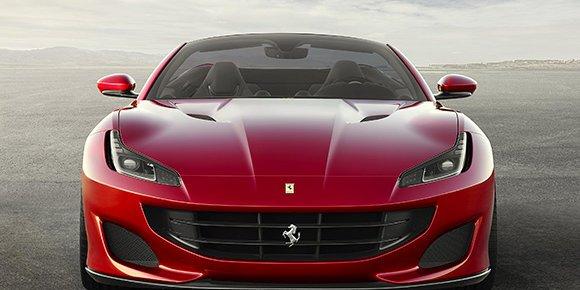 Novi Ferrari Portofino