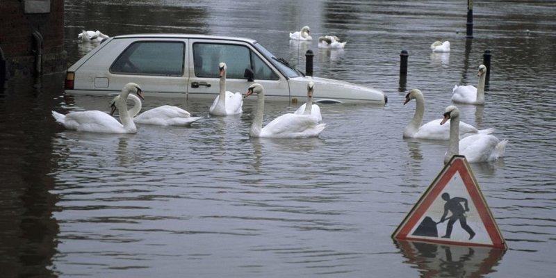Kako osušiti auto u slučaju poplave?