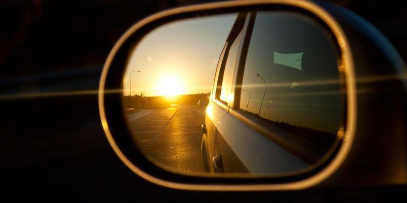 Steklo ogledala