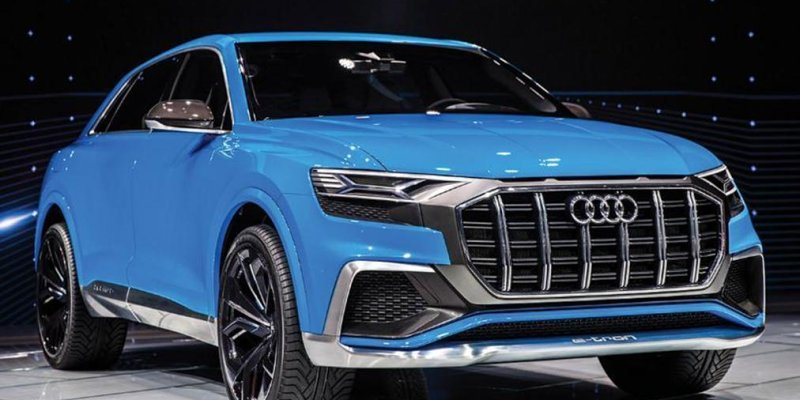 Audi Q8 – SUV za najzahtjevnije