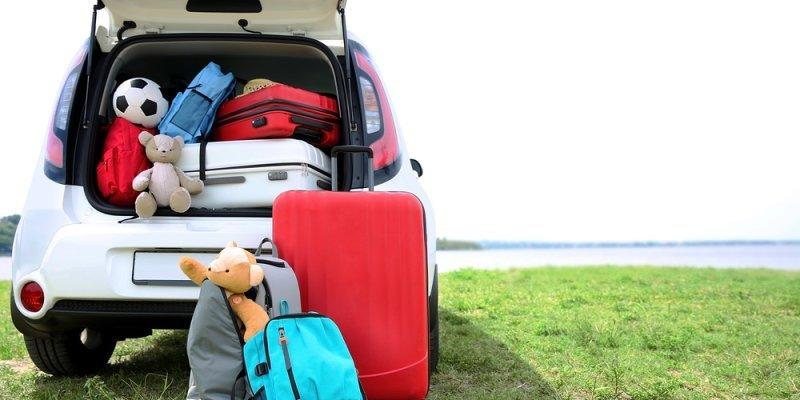 Kako organizirati prtljažnik?