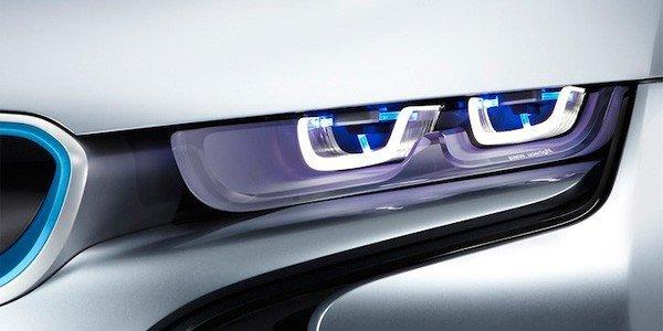 Laserski žarometi, nova dimenzija avto svetil
