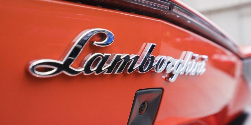 Automobilski brend Lamborghini