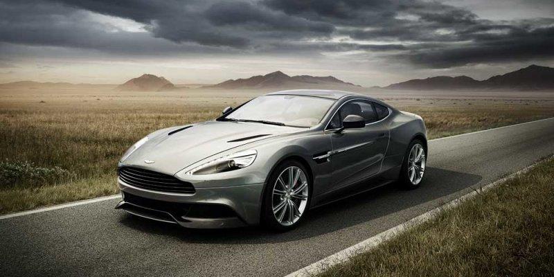 Prezentacija automobilske marke Aston Martin