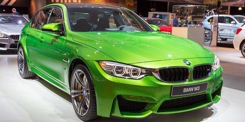 Čudoviti stroji BMW serije M