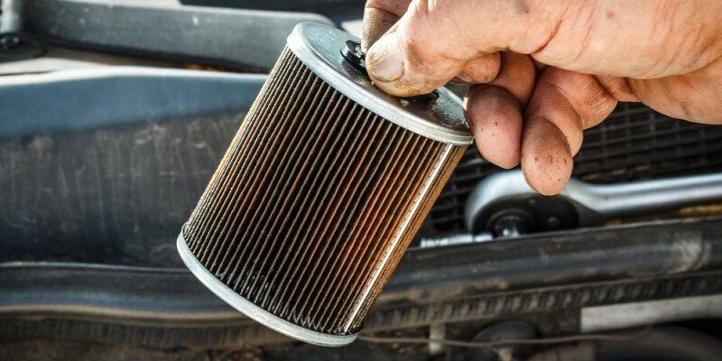 Kako očistiti filter goriva?