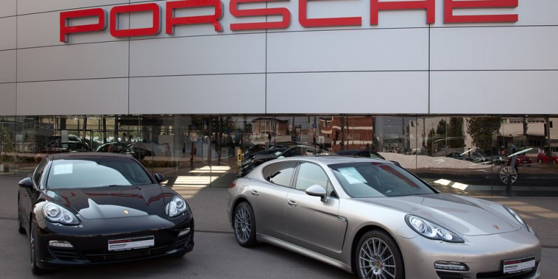 Porsche Panamera – porodični sportaš