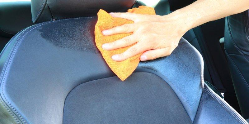 Pametni nasveti za nego usnjenih avto sedežev