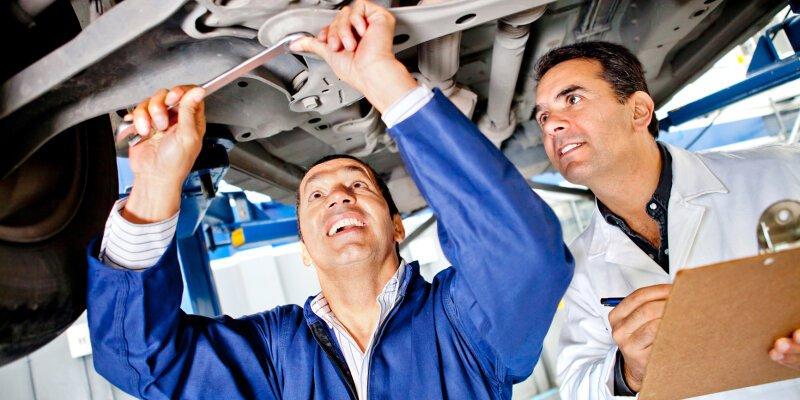 Wie man bei der Wartung des Wagens Geld sparen kann?