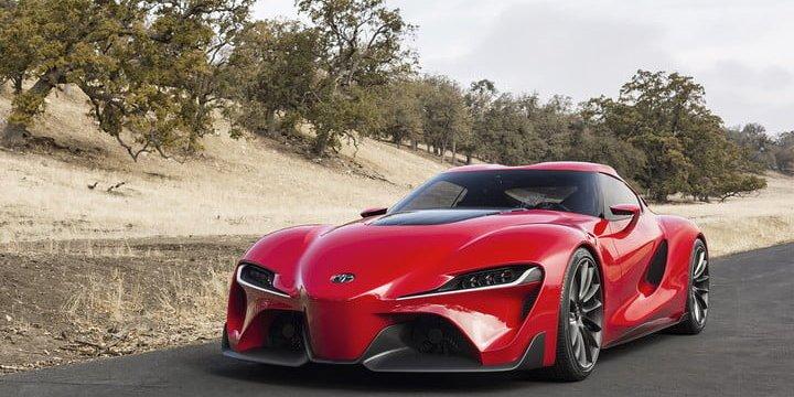 Vraća se Toyota Supra!