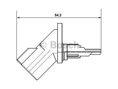 ABS Sensor Ford Mondeo 00-07