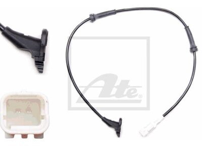 ABS senzor 24.0710-2017.1 - Citroen C4 04-10