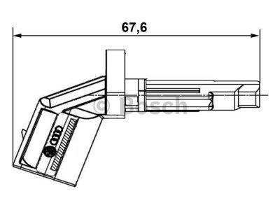 ABS senzor Audi A5 Sportback 09-