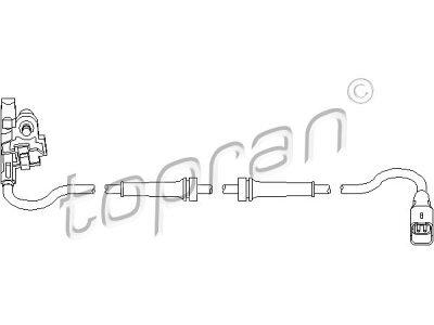 ABS senzor Citroen C4 04-10