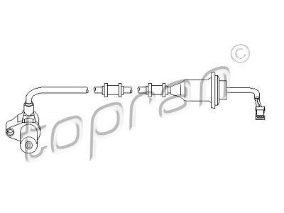ABS senzor Mercedes-Benz Vaneo 02-