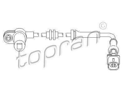 ABS senzor Opel Meriva 03-10