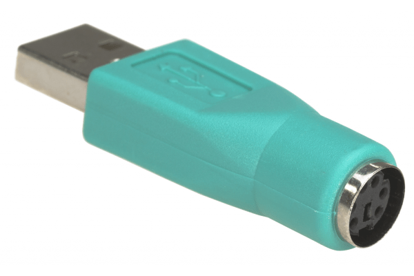Adapter Akyga USB-PS/2