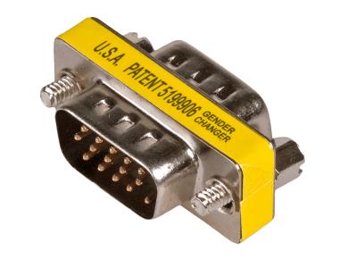Adapter Akyga VGA/VGA, moški