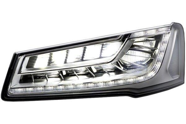 Adaptivni far Audi A8 13- + LED dnevno svjetlo