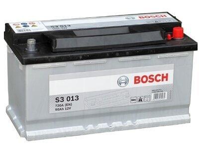 Akkumulator Bosch S3 90 Ah R+