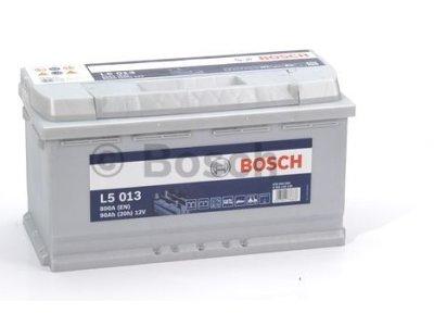 Akumulator Bosch L5 90Ah/800A D+
