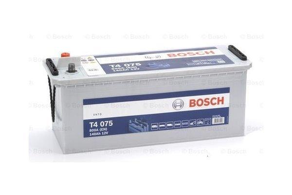 Akumulator Bosch T4 140Ah/800A L+