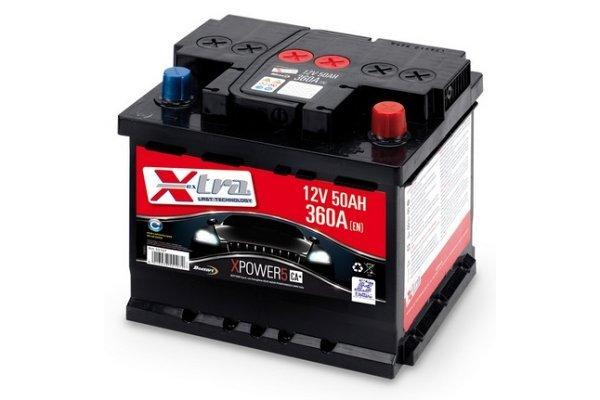 Akumulator Bottari 50Ah D+