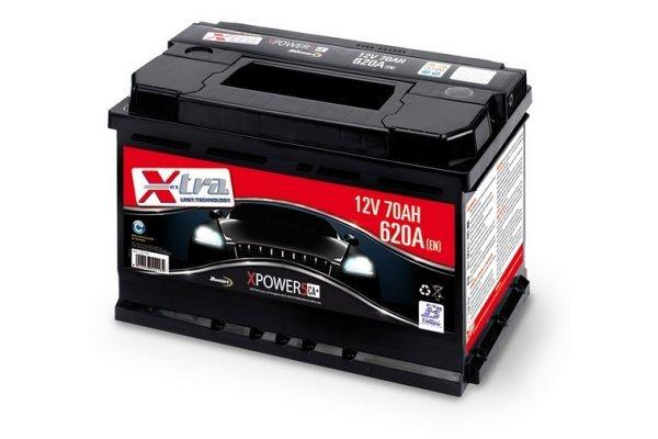 Akumulator Bottari 70Ah D+