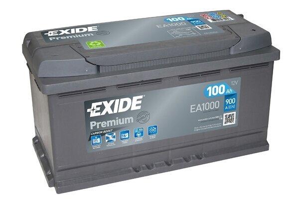 Akumulator Exide 100 Ah D+