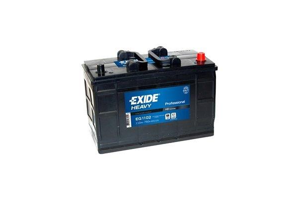 Akumulator Exide 110 Ah D+
