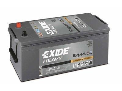 Akumulator Exide 225 L+