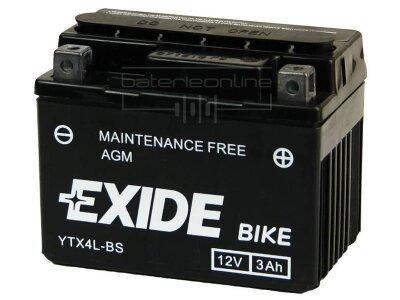 Akumulator Exide 3 Ah