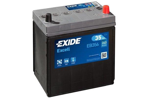 Akumulator Exide 35 Ah D+