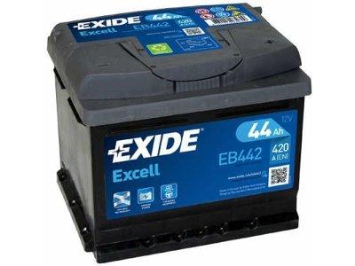 Akumulator Exide 44 Ah D+
