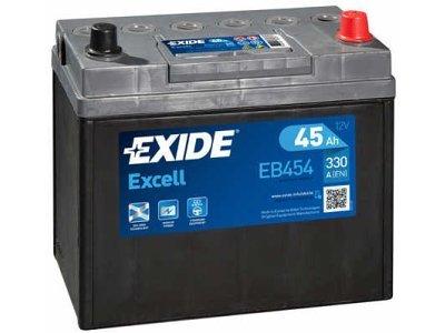 Akumulator Exide 45 Ah D+