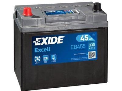 Akumulator Exide 45 Ah L+