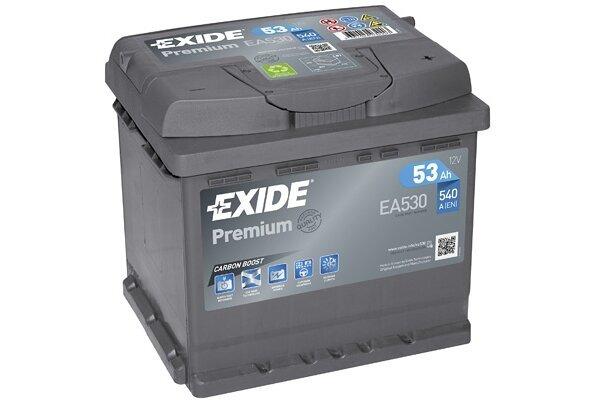 Akumulator Exide 53 Ah D+