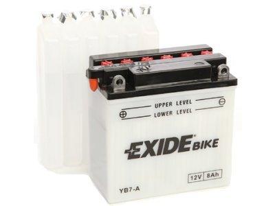 Akumulator Exide 8 Ah