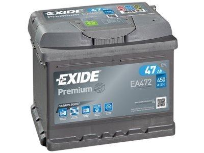 Akumulator Exide EA472 47 Ah D+