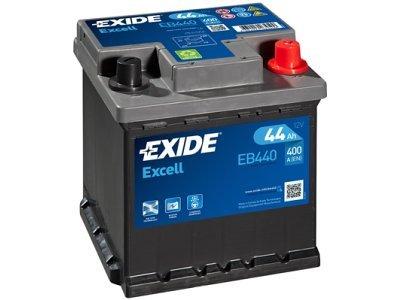 Akumulator Exide EB440 44 Ah D+