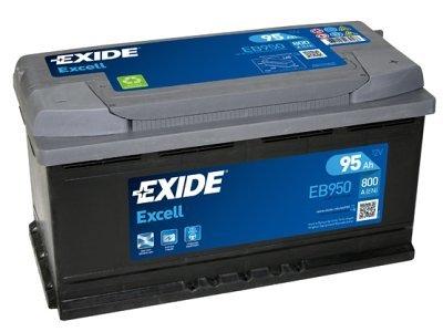 Akumulator Exide EB950 95 Ah D+